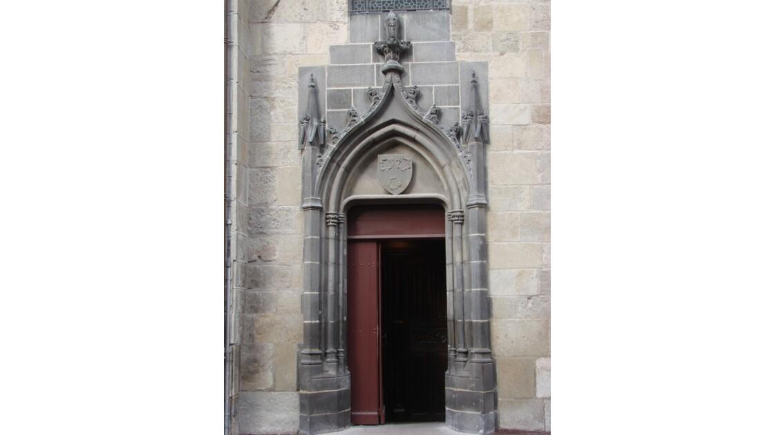 Porte côté sud
