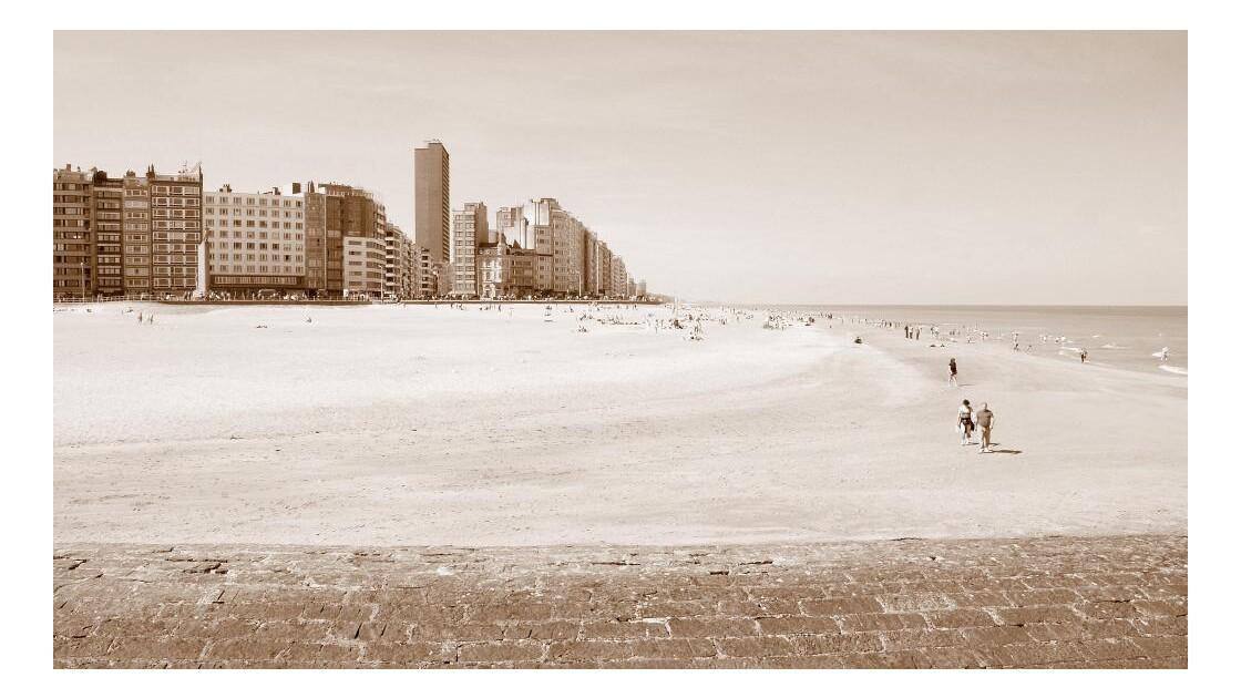 Ostende Sépia