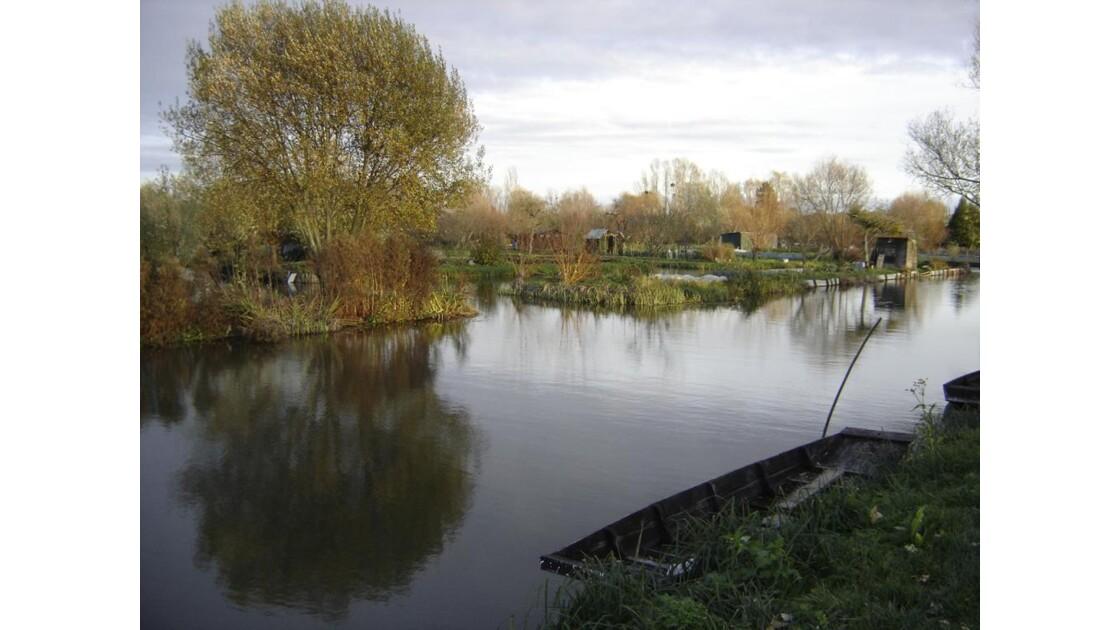 Les Marais et les eaux tranquilles