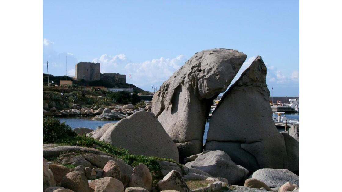 Sardaigne Villasimius Fortezza Vecchia