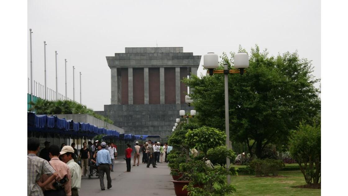 Mausolé de Ho Chi Minh