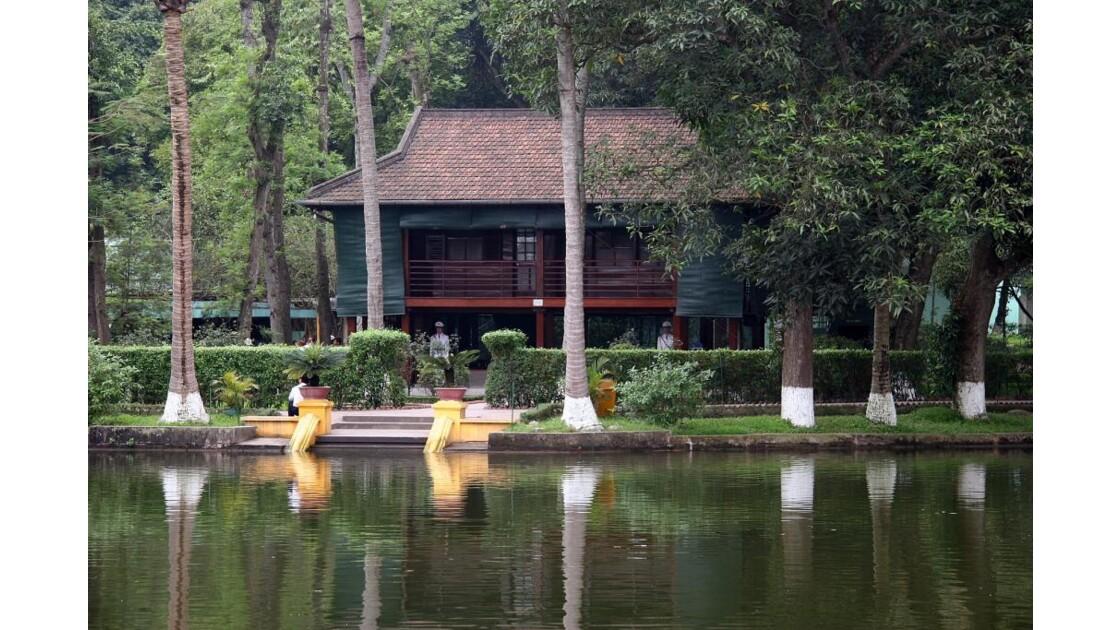 Résidence d'HO Chi Minh