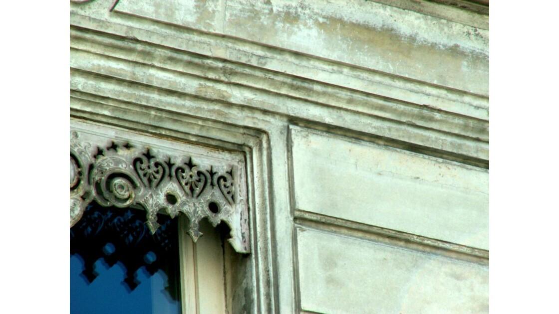 Lyon, part of a window