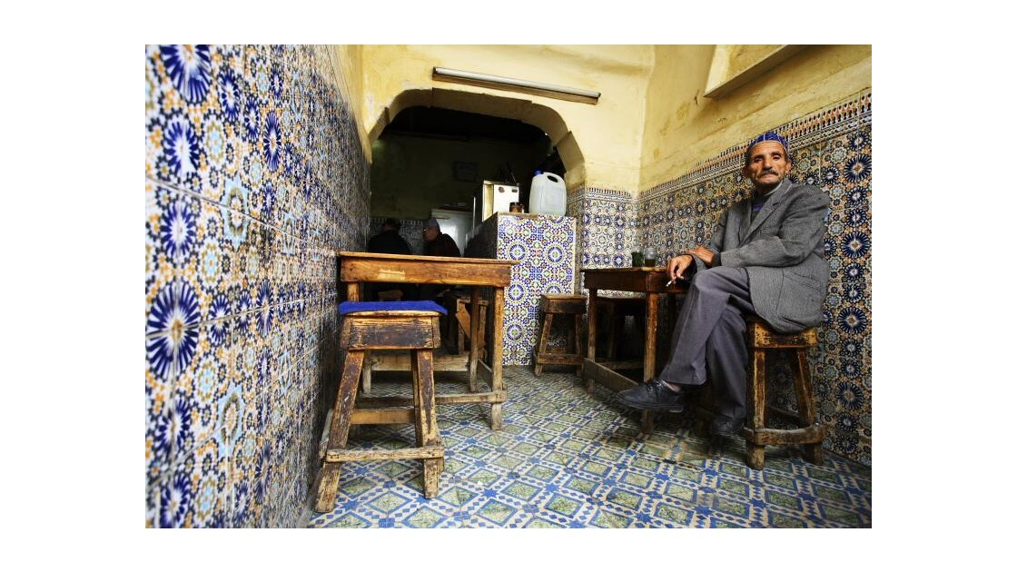 Medina de Fes, Maroc