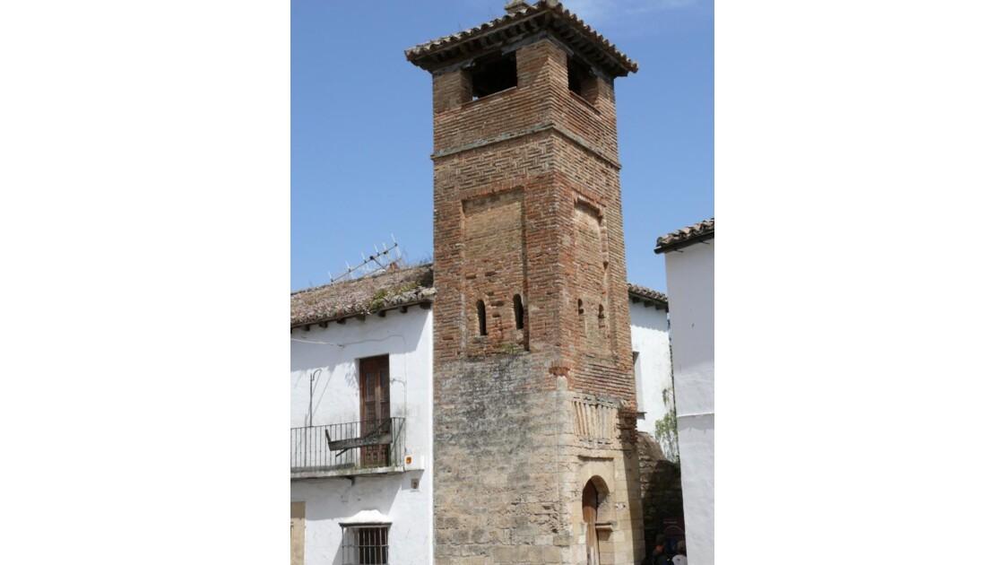 Ronda,minaret Saint Sébastien