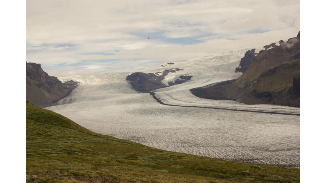l immense glacier