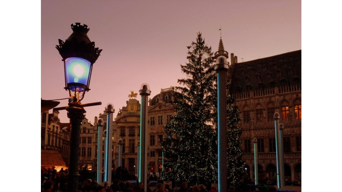 Sapin de la Grand Place