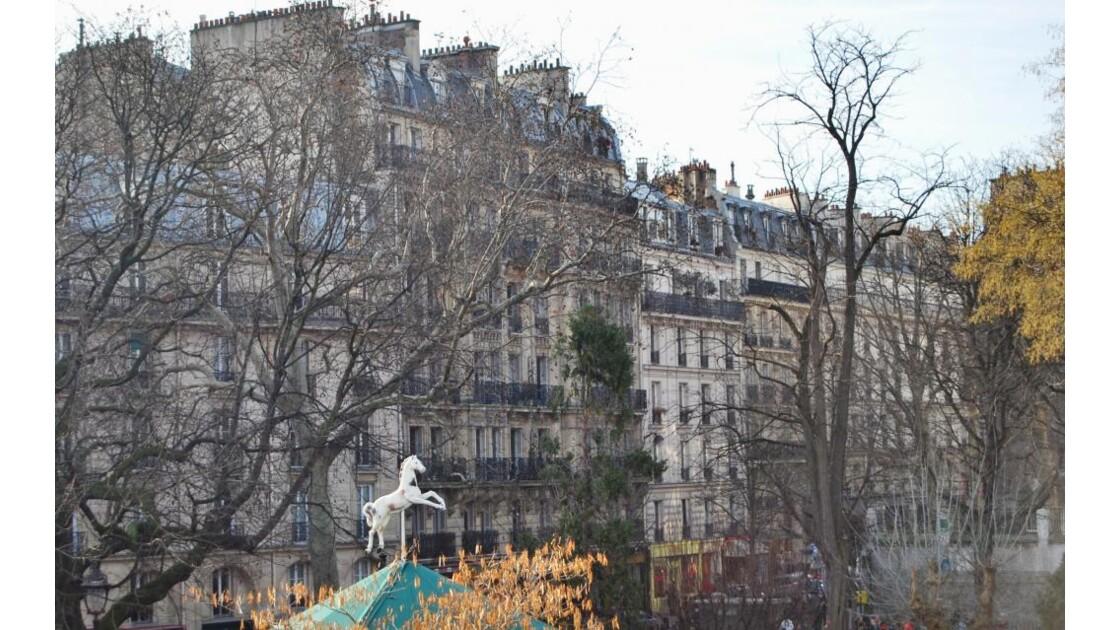Rue à Paris