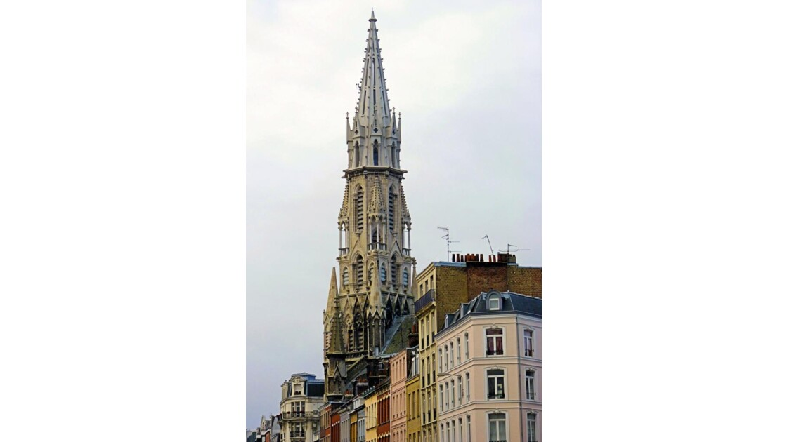 Clocher, église du Sacré-Coeur