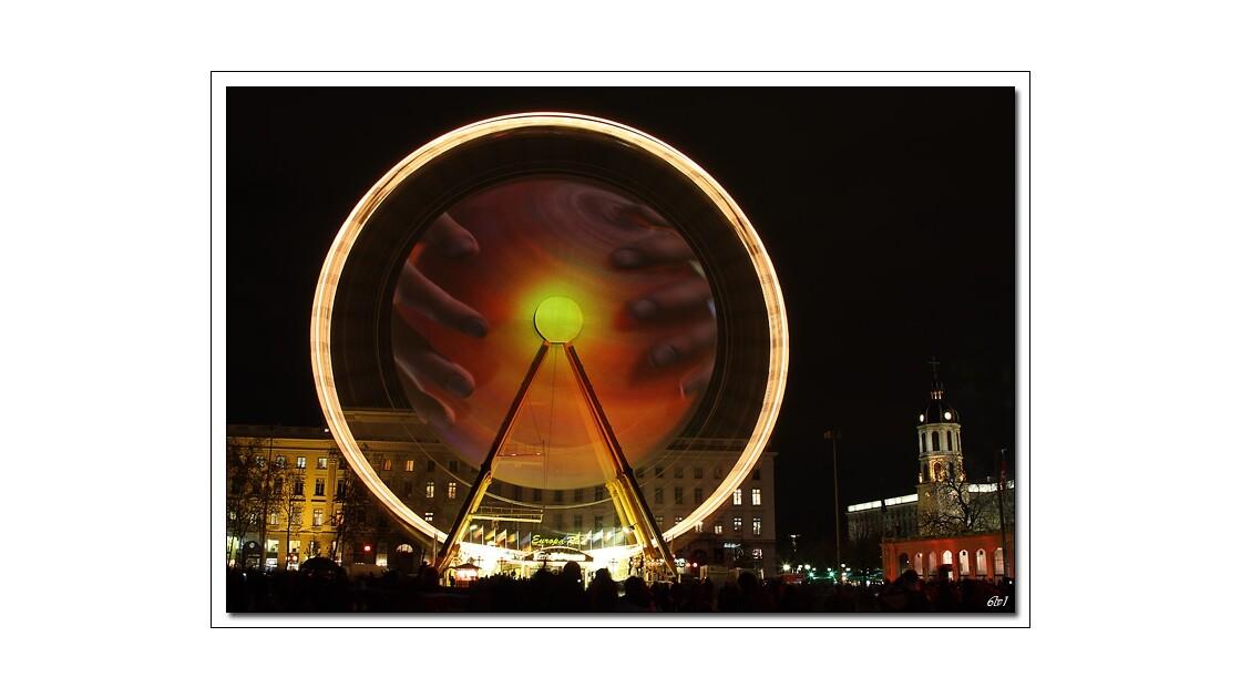 Lyon - Lumières 2009 - Bellecour