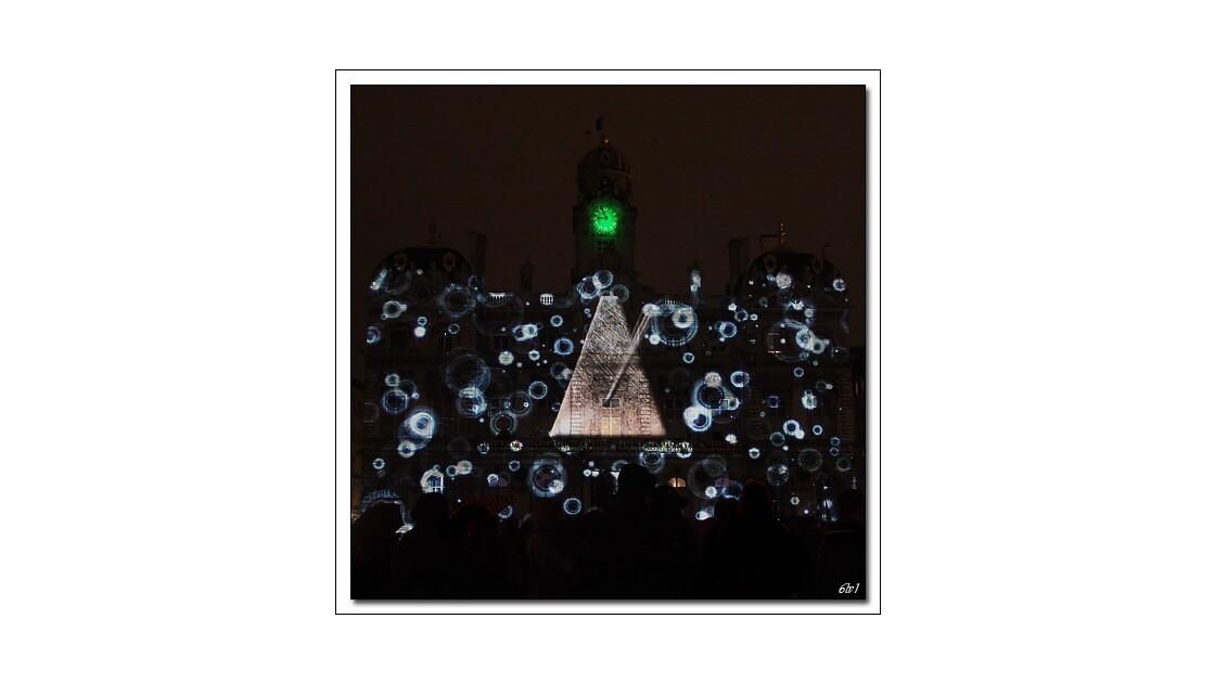 Lyon - Lumières 2009 - Terreaux