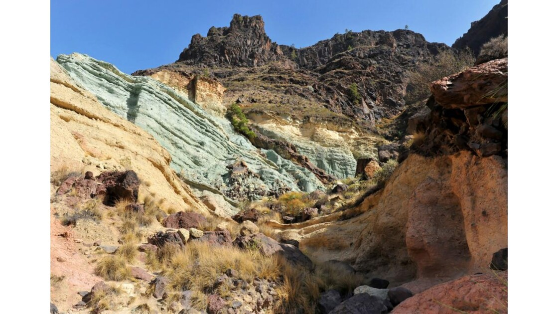 couleurs de montagne