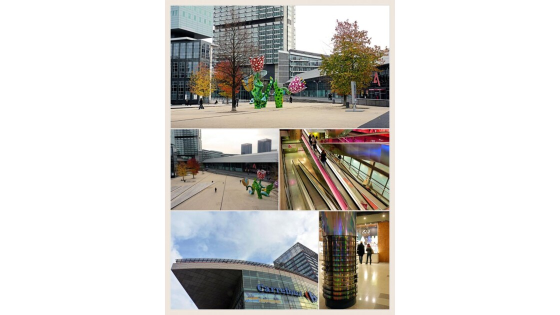 Centre commercial Euralille