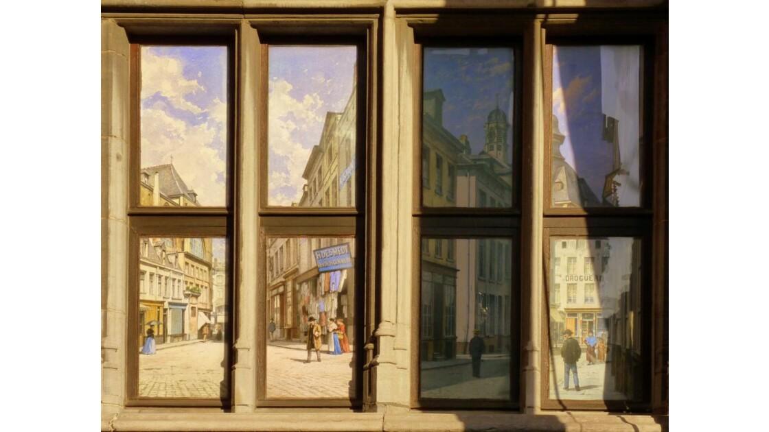 Maison du Roi, fenêtre (2)