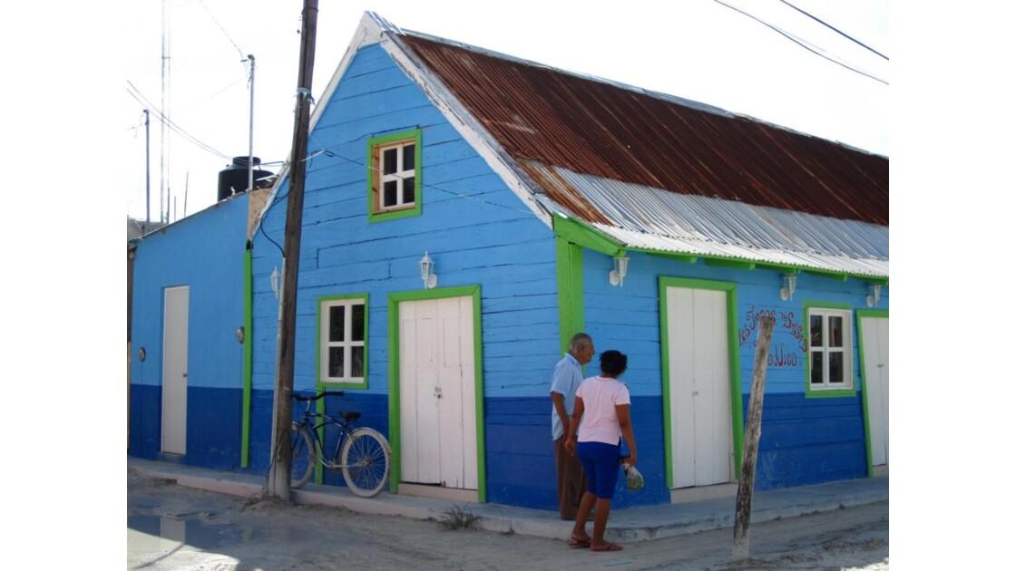 Mexique-Isla Holbox