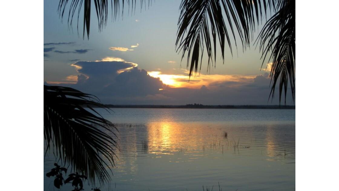 Mexique-Lagune de Bacalar