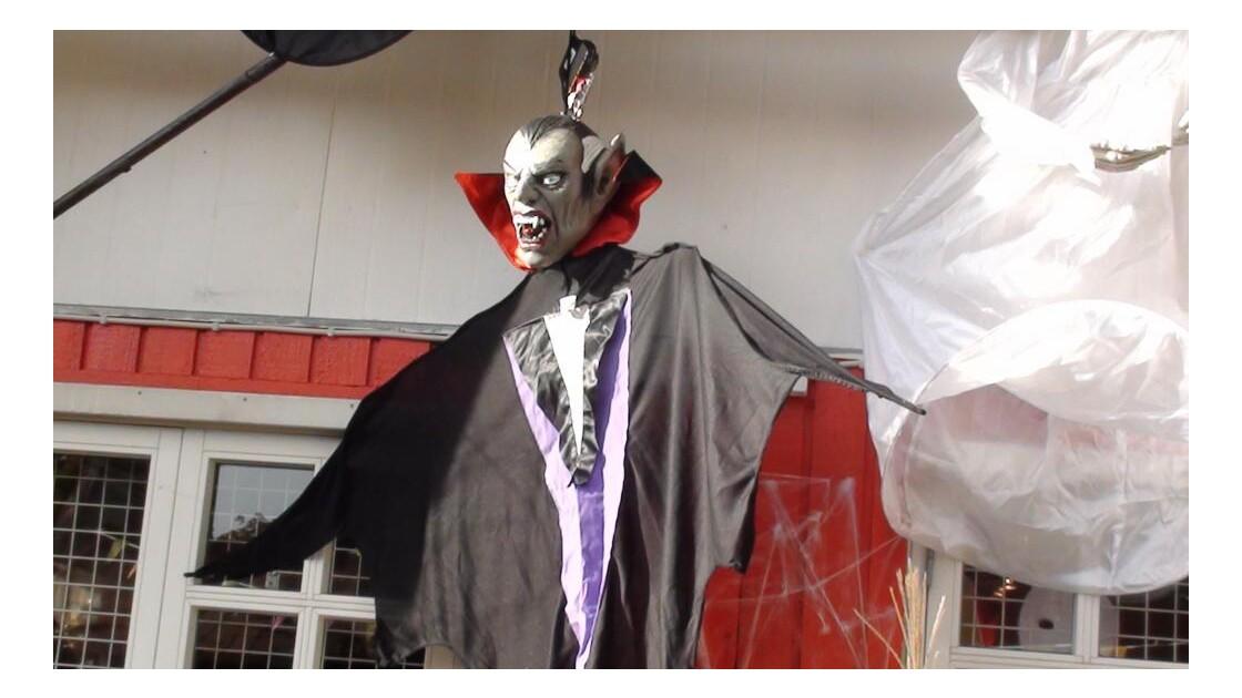 Halloween à Tivoli