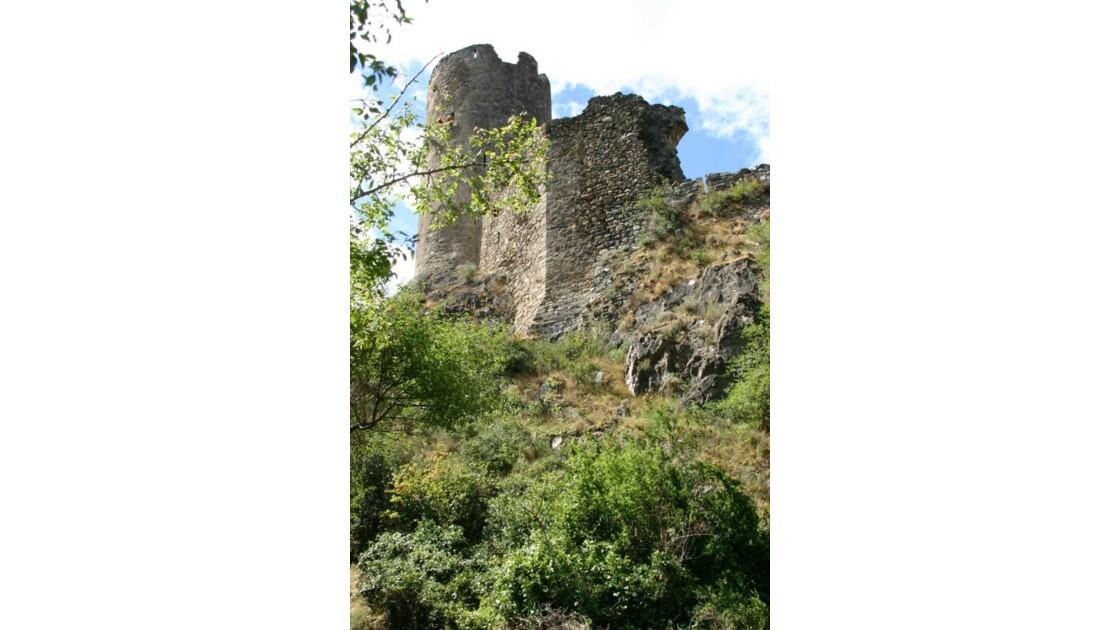 Les Chateaux de Lastours