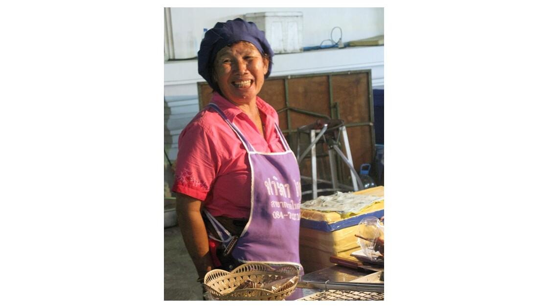 un beau sourire thai