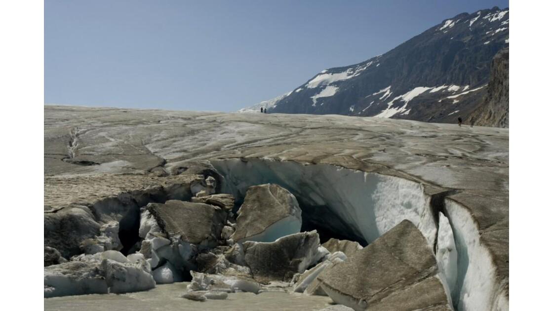 Banff - Glacier Athabasca