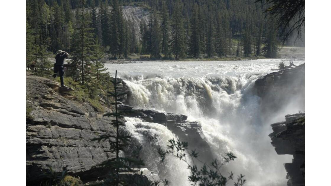 Jasper- Chutes Athabasca
