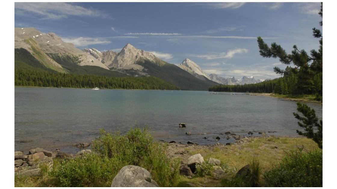Jasper - Lac Maligne