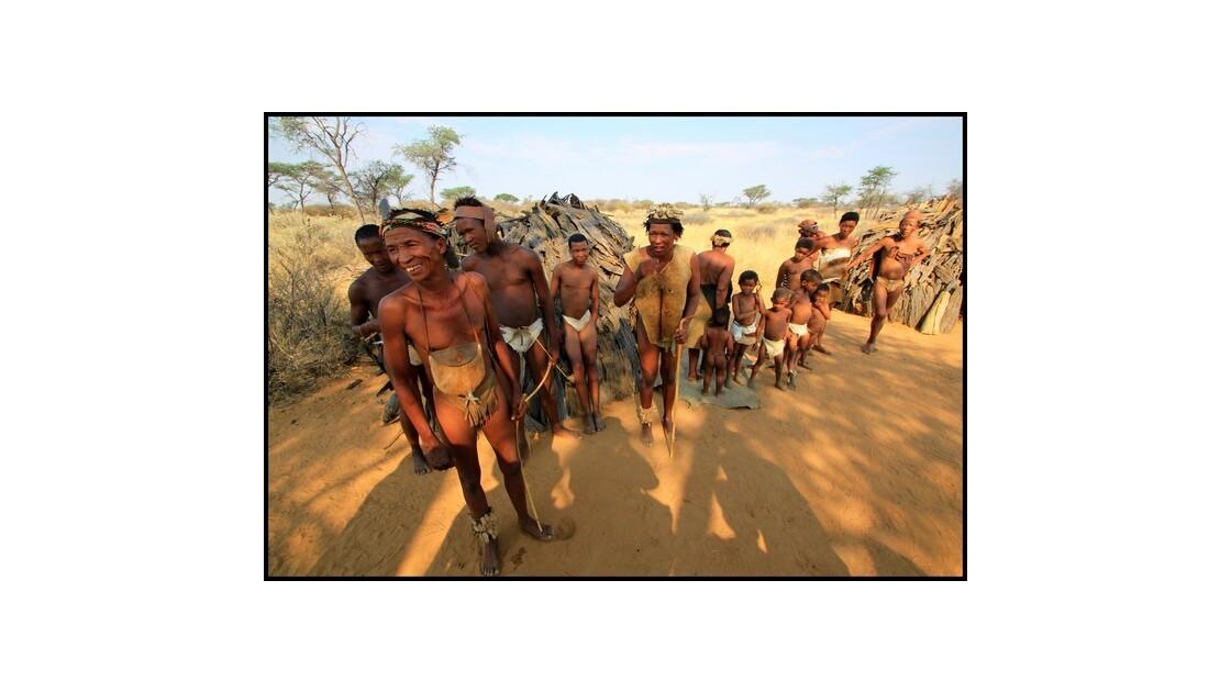 famille Bushman