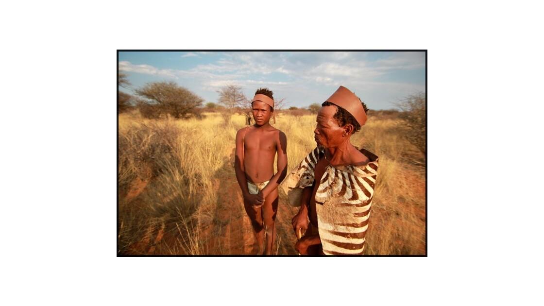 Chasseurs bushman