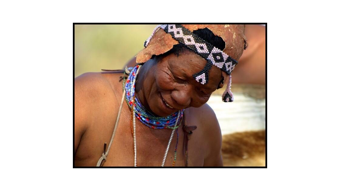 femme Bushman