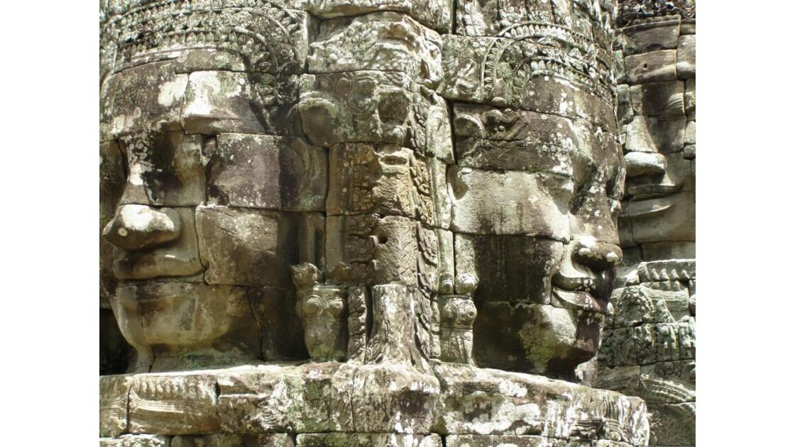 Cambodge Temples d'Angkor - Angkor Thom