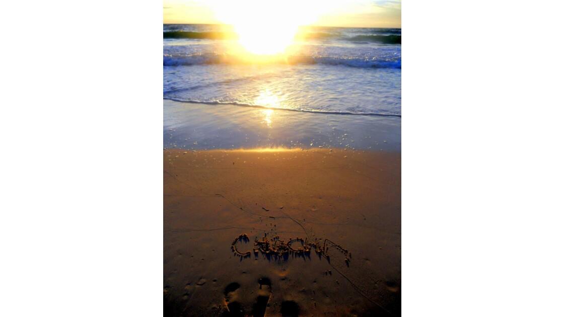 Tulum lever du soleil