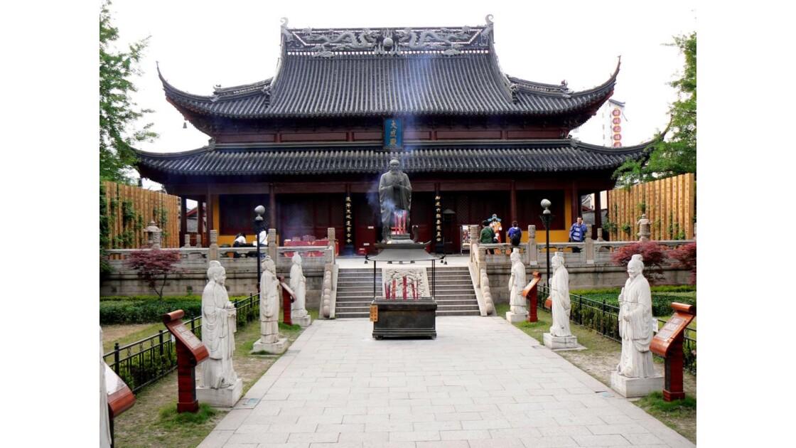 Temple de Confucius - Nanjing - Chine