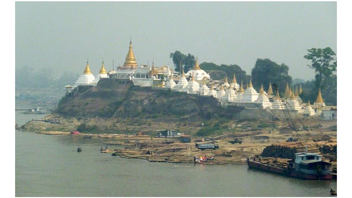Myanmar-Sagaing hill