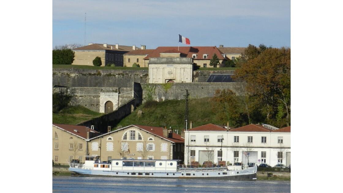 La Citadelle de Bayonne (Vauban)
