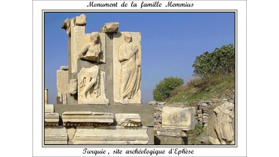 Statues de la vertueuse famille Memmius