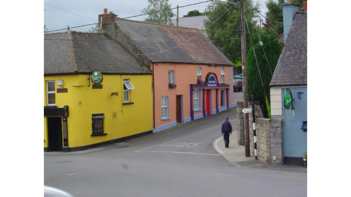 Campagne irlandaise