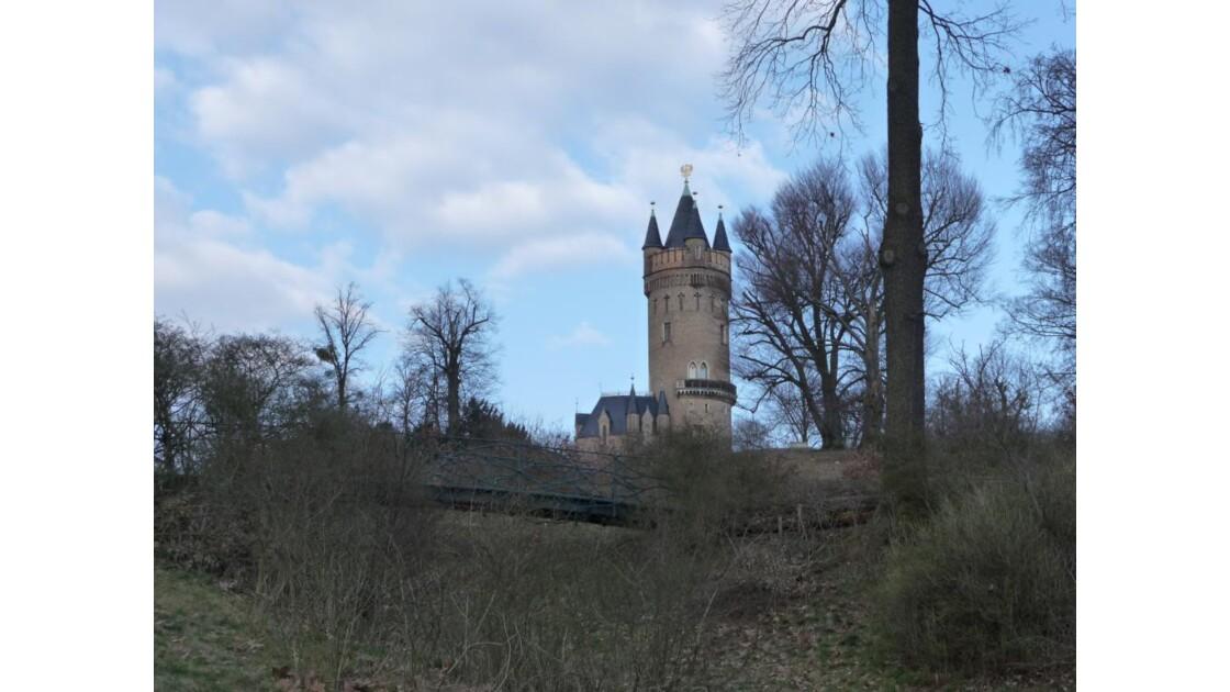 Le château de Babelsberg