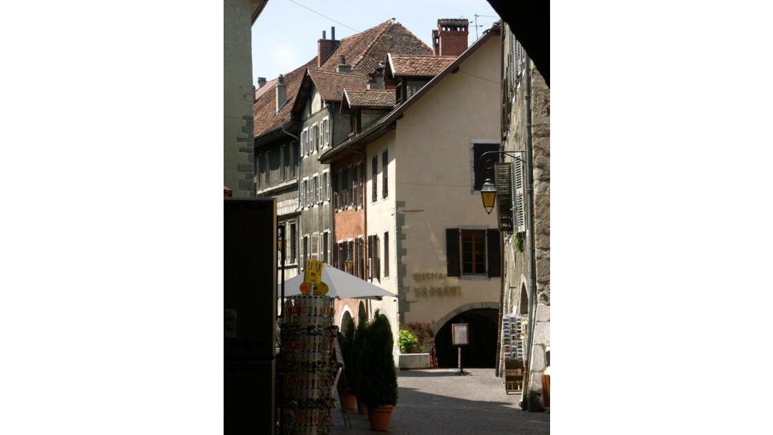 Rue de la ville