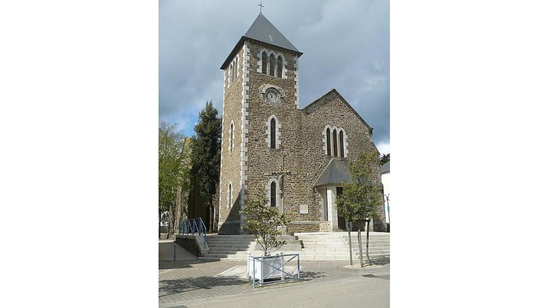 l'église de Rothéneuf