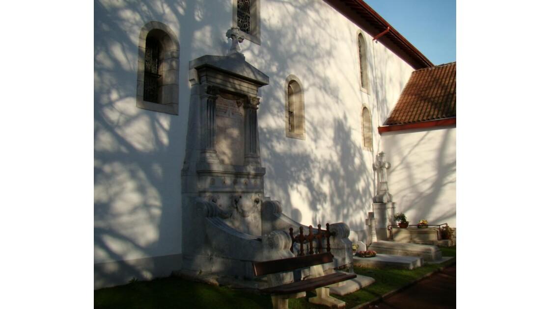 Eglise St Léon (Anglet)