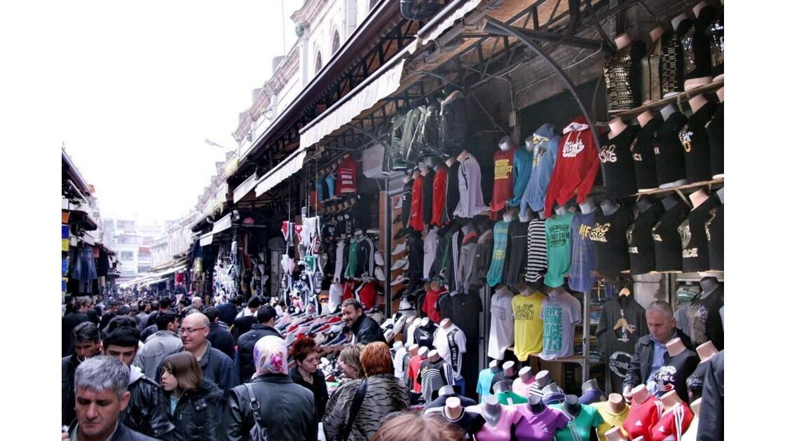 Istanbul : le bazar