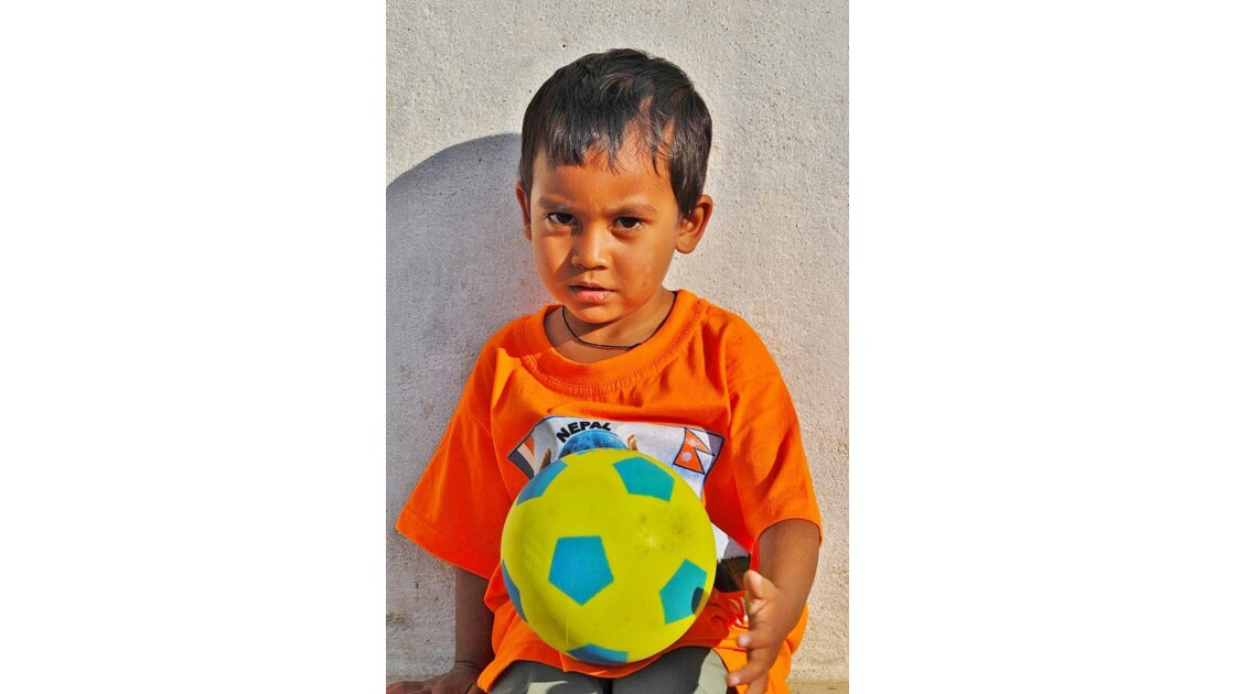 enfant du Népal 3