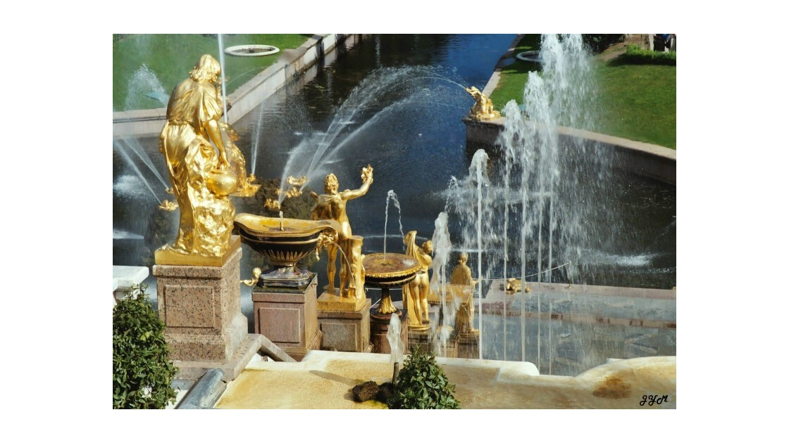 Peterhof 5 / St Petersbourg