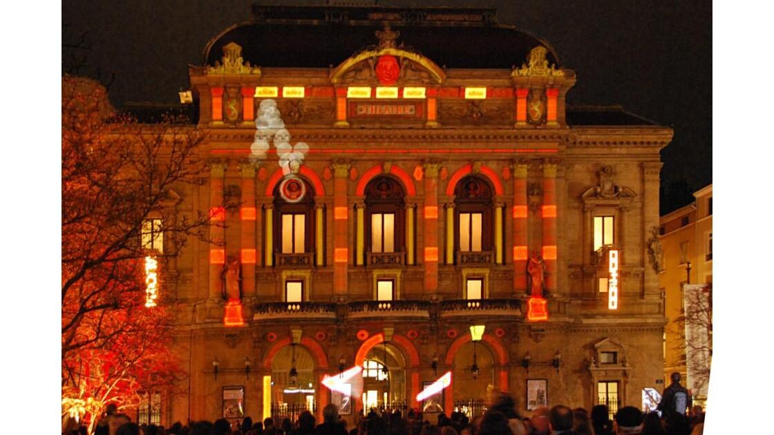 Théâtre des Célestins, Flipper géant