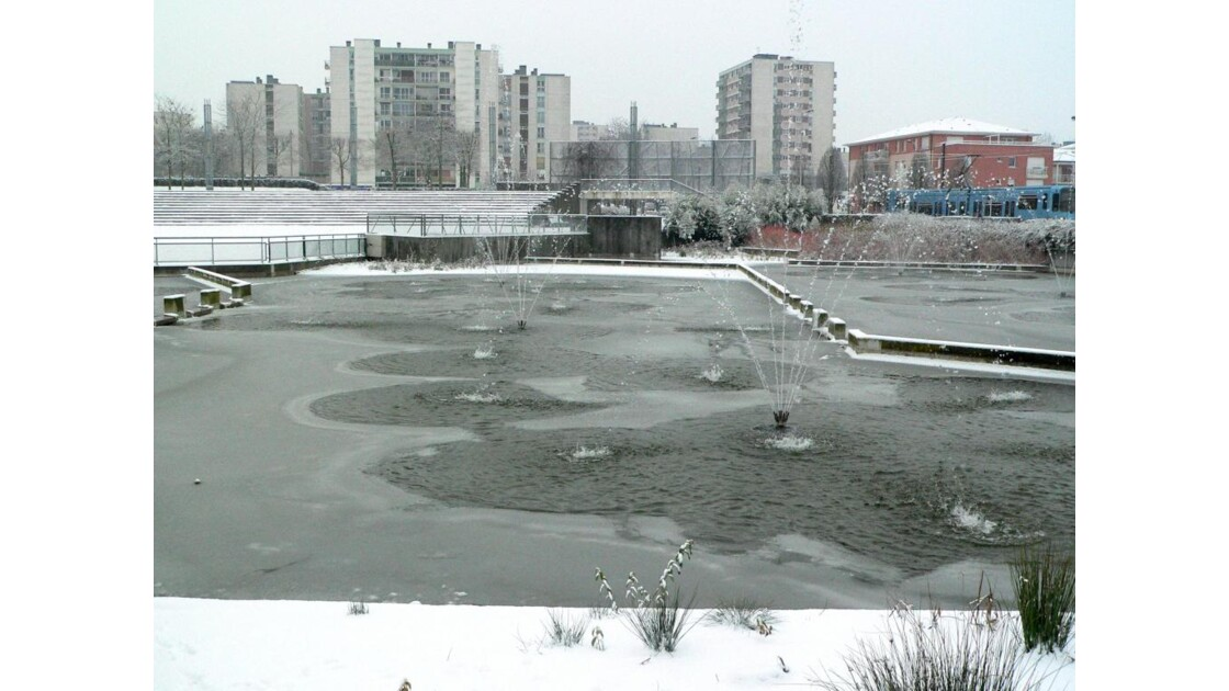 Bassins amont