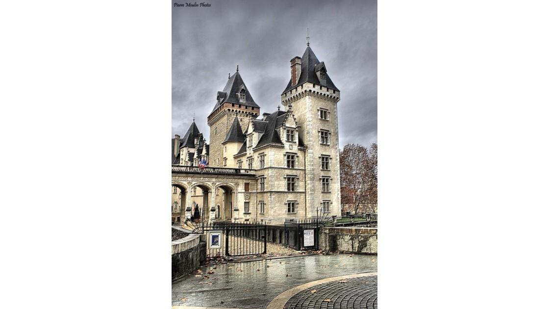 chateau d'Henri IV