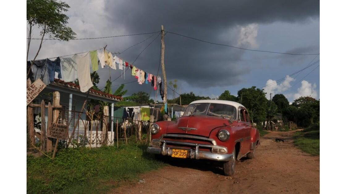 Orage de Cuba