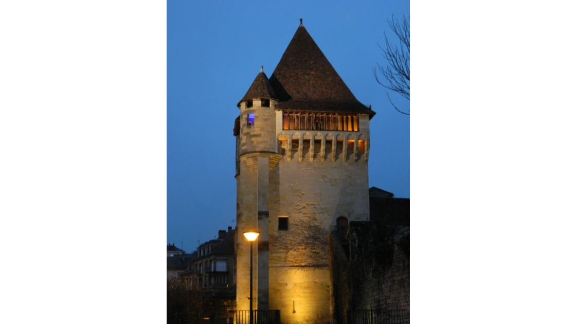 Illuminations Porte du Croux