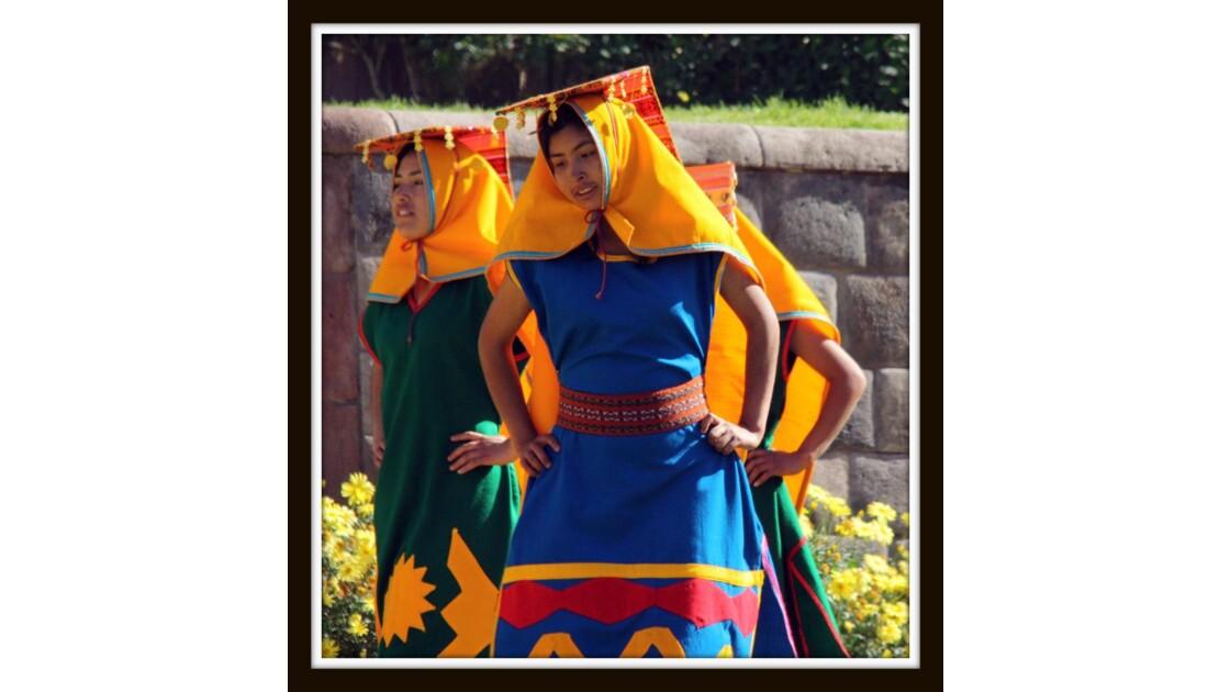 Femmes incas