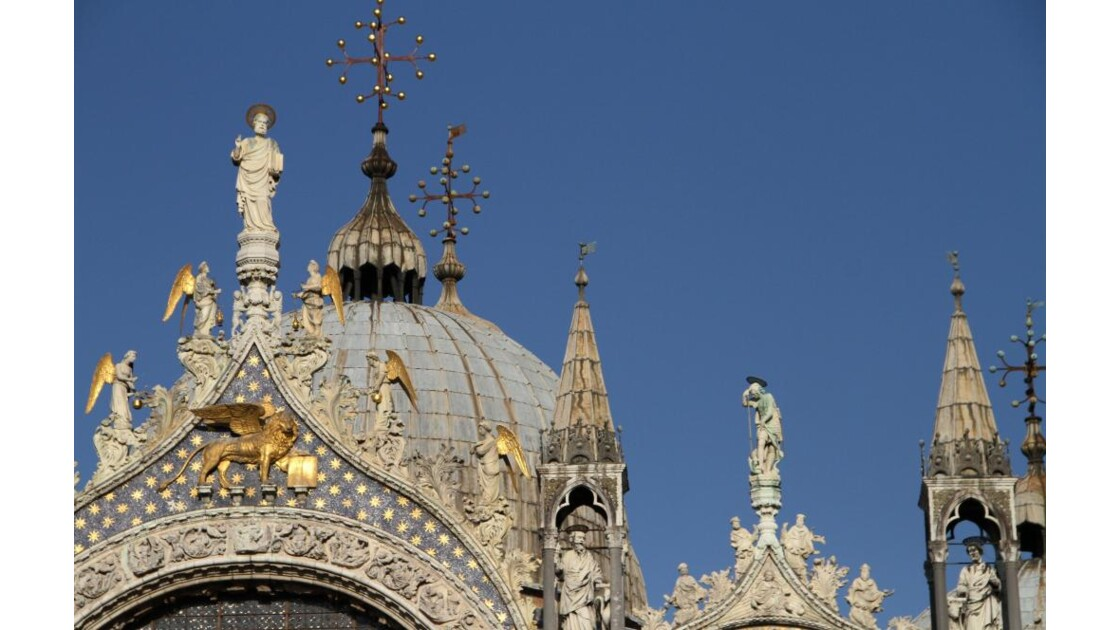 """""""Venise : Détails de toits ..."""""""
